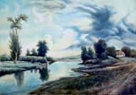 Картини Б.Дегтярьова